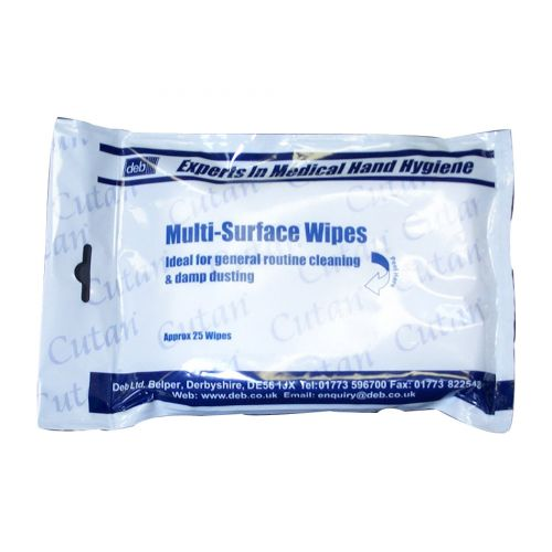 Cutan® Multi-Surface Wipes 225 wipes