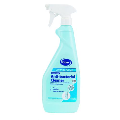 Antibacterial Cleaner (Ready-To-Use, 750ml, case of 6)